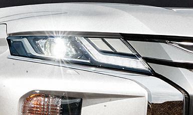 PRZEDNIE  REFLEKTORY BI-LED